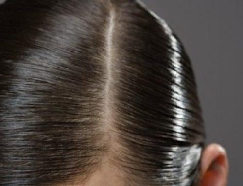 Какво означава мазна коса?